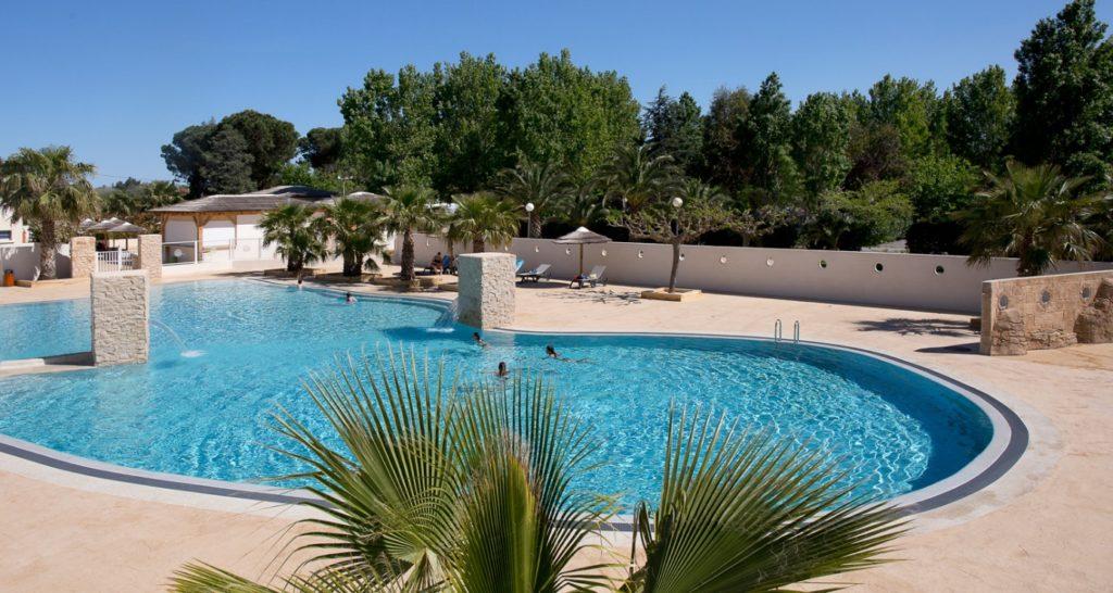 Le Florida : le fort agréable camping de Saint Cyprien, et sa piscine